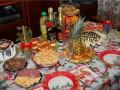 Во что обойдется новогодний стол для украинцев