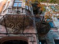 В Киеве спасают уникальный дом со змеями