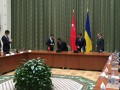 Украина и Турция будут сотрудничать в ряде отраслей