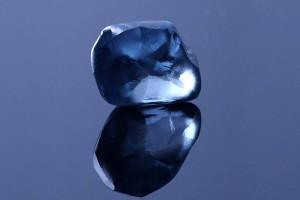 Самый крупный голубой алмаз продадут на аукционе