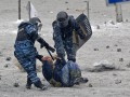 Второй штурм Грушевского: как Беркут вытеснял протестующих