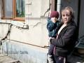 В Черновцах из-за оползня треснули жилые дома