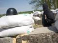 На блокпосту со стороны боевиков ранили женщину