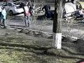 В Киеве полицейские избили мужчину, который их вызвал