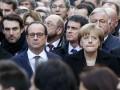 Олланд и Меркель 5 февраля посетят Киев, а 6 числа - Москву