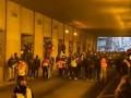 В Брюсселе произошли массовые беспорядки, есть раненые