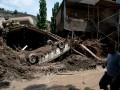15 июня в Грузии объявлен Днем траура по погибшим во время наводнения