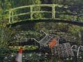 Картина Бэнкси с тележками из супермаркета продана почти за $10 млн