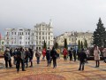 В Виннице родители вышли на протест против