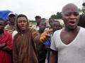Жители Либерии выступили против властей из-за эпидемии Эбола