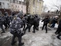 Суд по Труханову: титушки подрались с националистами