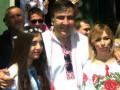Саакашвили признался в любви к Одессе и запостил песню о шаландах