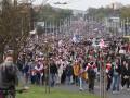 В Беларуси снова протесты и жесткие задержания