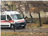 На улице в Киеве нашли труп