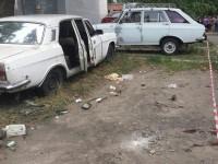 Задержан владелец авто, заложивший взрывчатку, травмировавшую детей