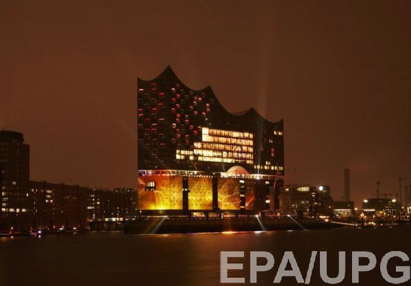 В Гамбурге спустя десять лет открылась Эльбская филармония