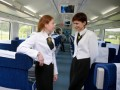 Украинская ж/д отменила один из маршрутов поездов Hyundai