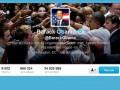 Названы самые популярные в Twitter представители власти. Украинский Кабмин - в пятерке самых активных