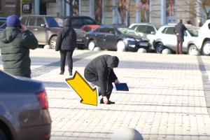 Тест на честность: Возвращают ли украинцы найденные на улице деньги