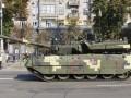 На День Независимости покажут танки с вооружением стандарта НАТО