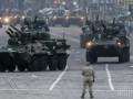 В Минобороны не считали затраты на военный парад