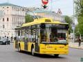 Общественный транспорт Киева до 22 мая будет возить по спецбилетам