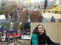 Итоги выходных: Марш равенства в Одессе, скандал с Монтян и митинг ОУН