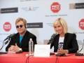 Элтон Джон запустил в Украине еще один проект по борьбе со СПИДом