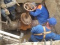 Половина Львова осталась без воды из-за аварии на водопроводе