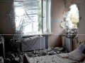 Боевики в Марьинке обстреляли пятиэтажку из артиллерии