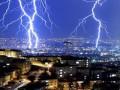 Фотографы запечатлели мощь молнии над Анкарой