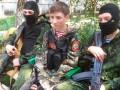 В Луганской области боевики сформировали детский диверсионный батальон