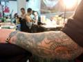 В Германии защитили полицейских с татуировками