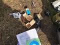 Взрыв на Позняках: В одной из квартир нашли оружие и взрывчатку