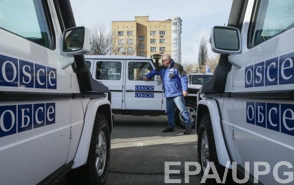 Большинство взрывов зафиксированы в районе Авдеевка-Ясиноватая-ДАП