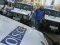 ОБСЕ: Боевики на Донбассе передвигаются на машинах с флагами РФ