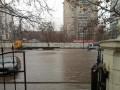 В Одессе затопило две улицы