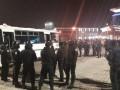 В Харькове подрались футбольные фанаты
