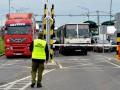 Пьяный украинец напал на польского таможенника на границе