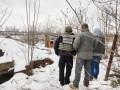 В Станице Луганской нашли иностранные снаряды с маркировкой