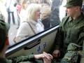 Украина выразила протест из-за призыва в Крыму