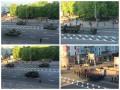 Появились фото и видео репетиции парада террористов в Донецке