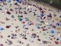 В Хорватии самолет приводнился среди плавающих туристов