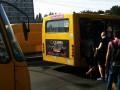В Мариуполе водитель маршрутки протащил женщину по асфальту