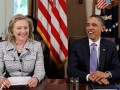 Обама и Клинтон вызывают наибольшее восхищение у американцев