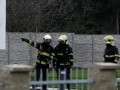 Взорвавшийся в резиденции посла Палестины в Чехии сейф не открывали более 20 лет