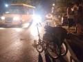 В Бердянске Porsche Cayenne сбил инвалида в коляске