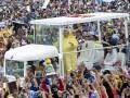 Папа римский в Маниле раскритиковал современную бездуховность
