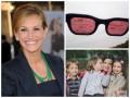 Позитив дня: именинница Джулия Робертс, розовые очки и Бэтмобиль