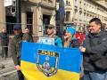 Рекорд Украины: полицейский пробежал полумарафон в бронежилете